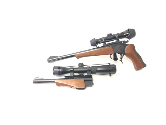 Thompson Contender, SN# 317028 two Barrel Set