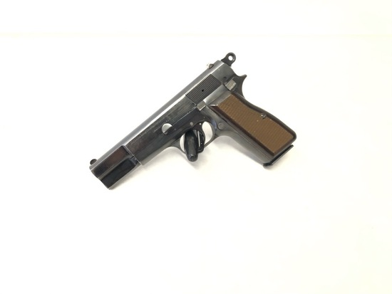 Browning 9mm Semi Automatic Pistol SN# T135079