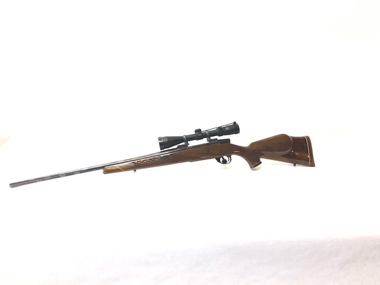 30-06 Weatherby Deluxe Vanguard, SN# VX47300, with Nikon Scope