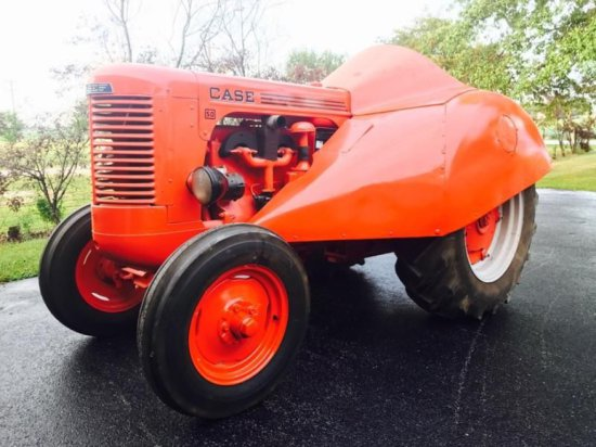Case SO Orchard Tractor