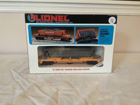 Lionel Louisville & Nashville Coal Dump Car
