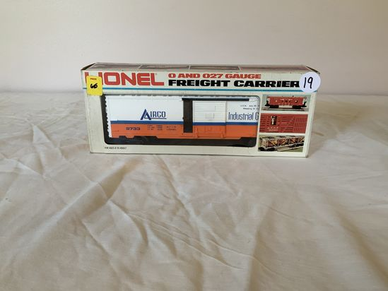 Lionel Airco Freight Carrier