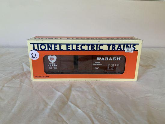 Lionel Wabash Double - Door Boxcar