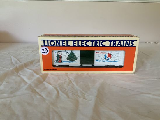 Lionel 1996 Holiday Boxcar