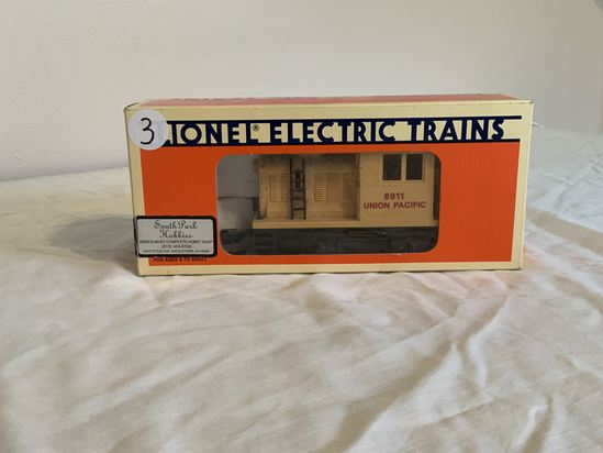 Lionel Union Pacific Industrial Switcher Engine