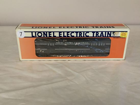 Lionel New York Central Baggage Car
