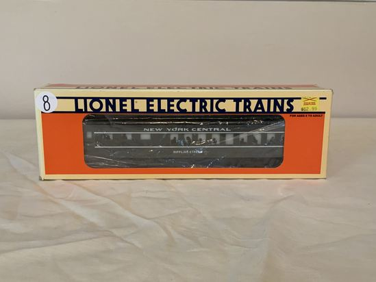 Lionel New York Central Dining Car
