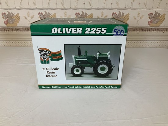 Oliver 2255 1/16th Scale