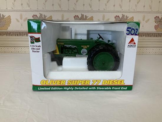 Oliver Super 77 Diesel 1/16th Scale