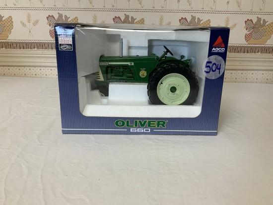 Oliver 660 1/16th