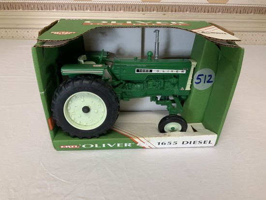 Oliver 1655 Diesel 1/16th Scale