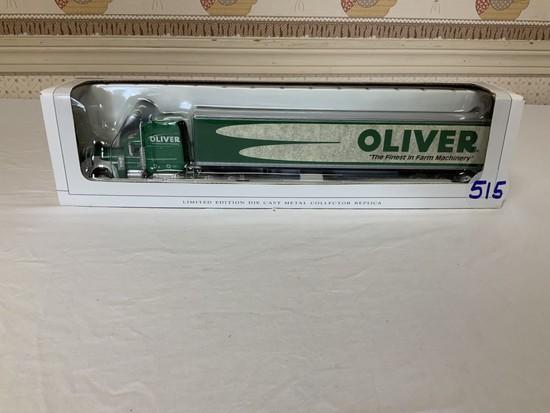 Oliver Peterbilt 379 Semi