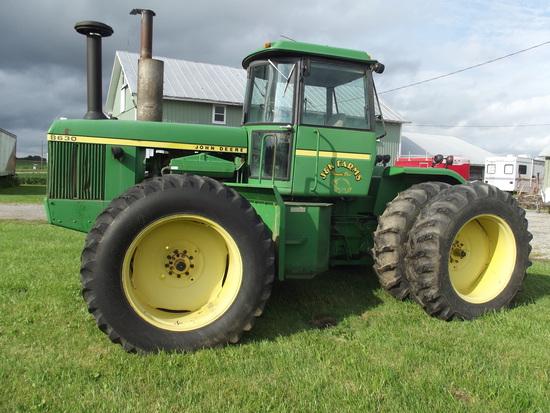 MSK FARM, LTD FARM EQUIPMENT AUCTION