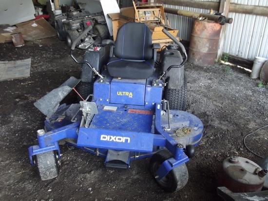 2015 DIXON Ultra ZTR lawn mower w/61in. deck