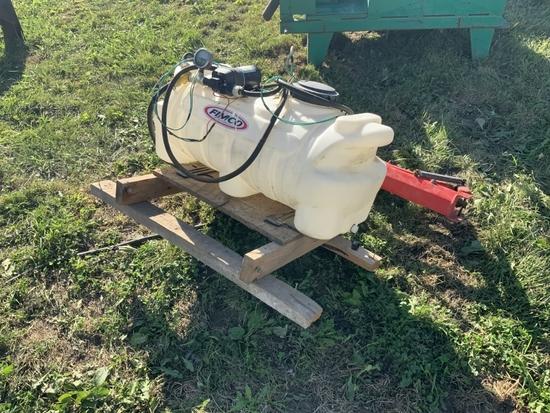ATV Folding Sprayer w/Booms