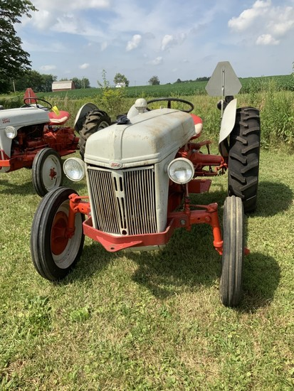 9N Ford- Newer than '42- Large PTO- Good Condition