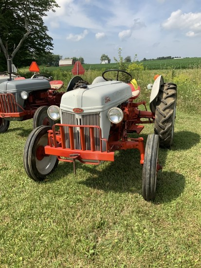 8N Ford- '48 or '49- Converted to 12V- Good to Fair Condition