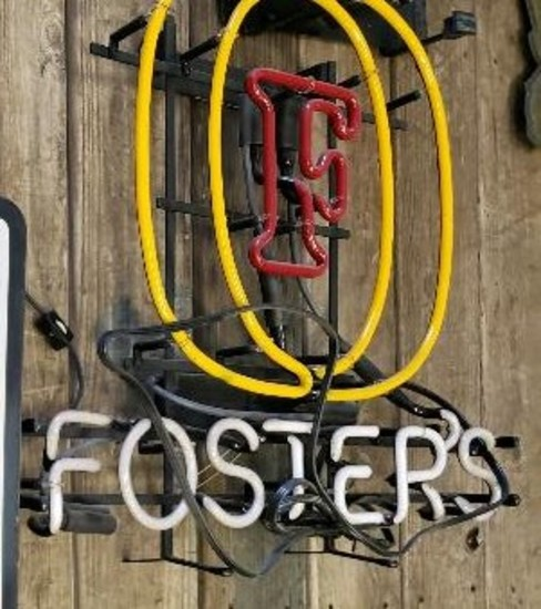 Foster's Sign