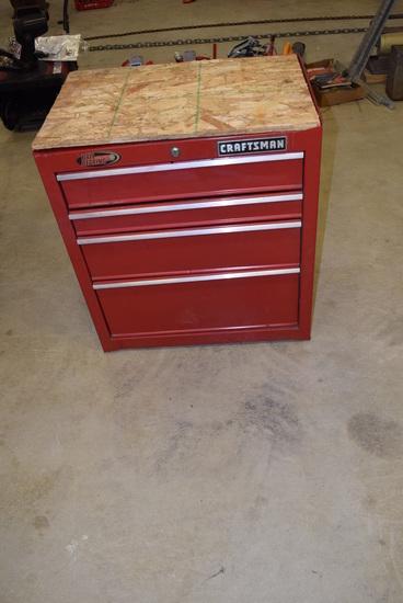 Craftsman Tool Box (4) Drawer