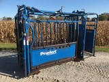 Preifert S01 Cattle Chute w/ Palp Cage