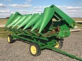 John Deere 693 w/ Cart