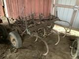11 Shank Field Cultivator