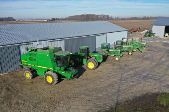 Thallman Farm Equipment Close-Out