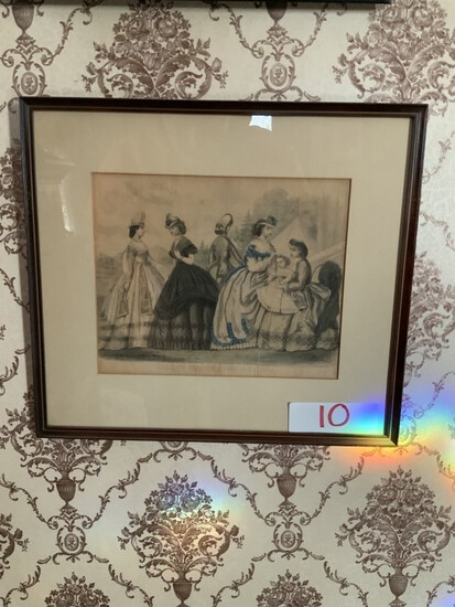 Godey's fashions for July 1865 (picture)