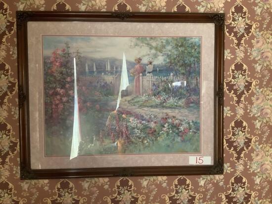 Garden Gate  Barbra Mock (picture)