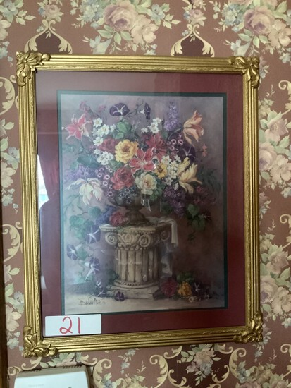 Barbra Mock flower picture