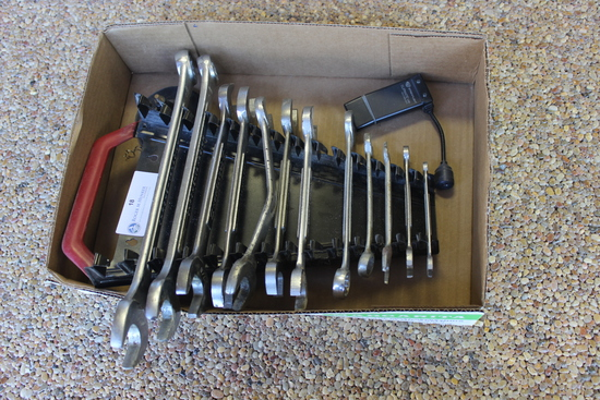 Misc. GeDorge and Craftsman Wrenches