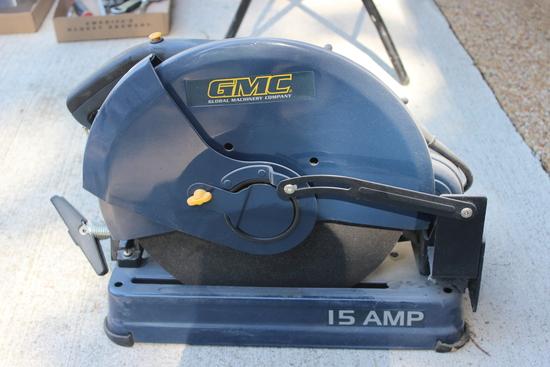 Global Machine Co 15 Amp Chop Saw