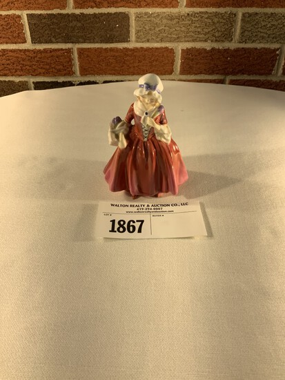 "Royal Doulton ""Lavinia"" Figurine"