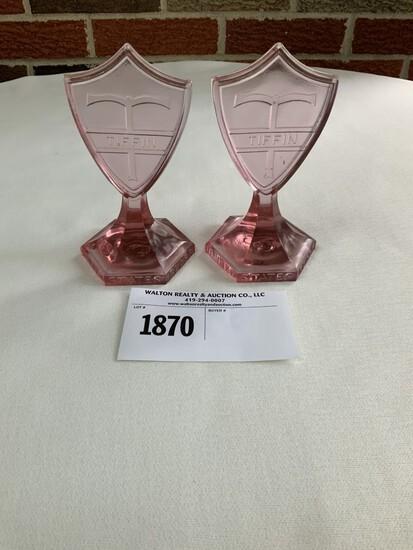 Reproduction Tiffin Glass Logos