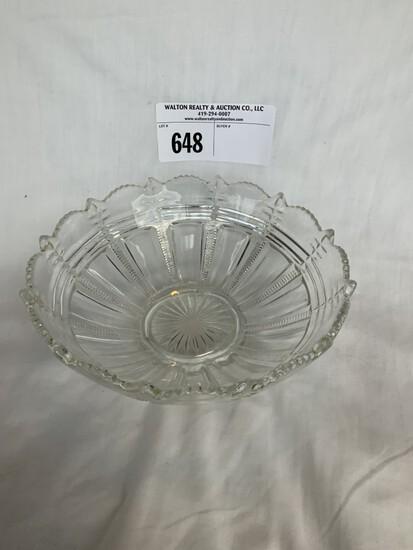 Vintage Serving Bowls, Glass