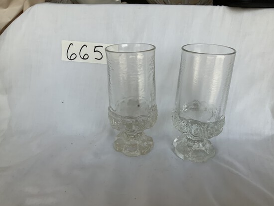 Assorted Madeira Glasses (Tiffin)