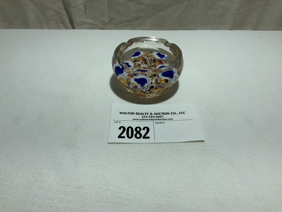 Paperweight Ashtray, Tiffin