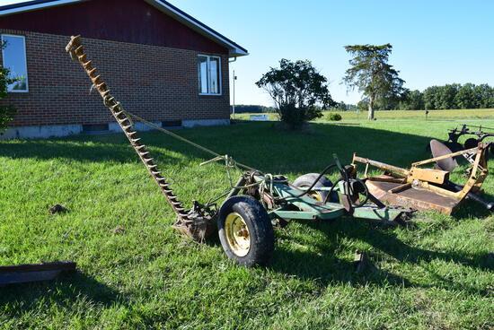JD 450 Sickle Bar Mower