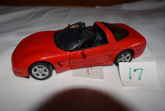 97 Corvette 1:24