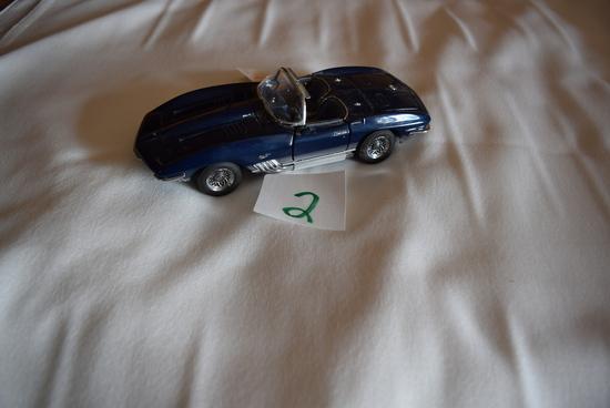 65 Corvette Franklin Mint FM 1:24