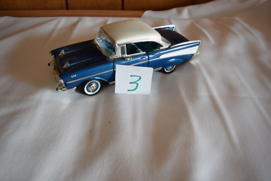 57 Chevy (Heavy Detail) 1:24