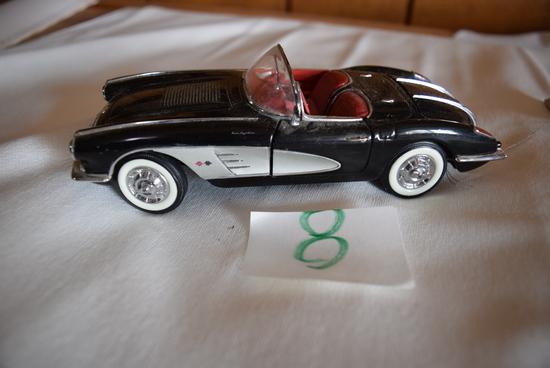 57 Corvette FM 1:24