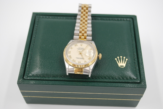 ONLINE Personal Property-Rolex Watch - PICKUP ONLY