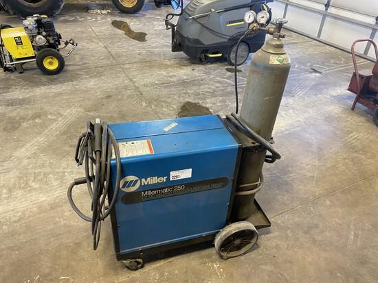 Miller Matic 250 Wire Welder