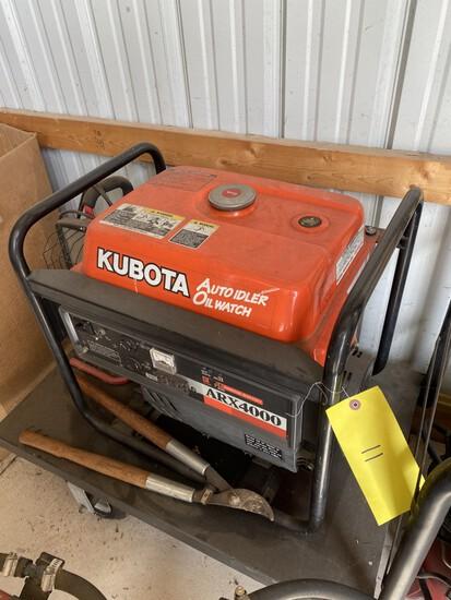 Kubota ARX 4000 Generator