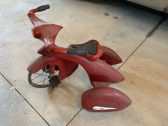 Very Early Unique Tricycle