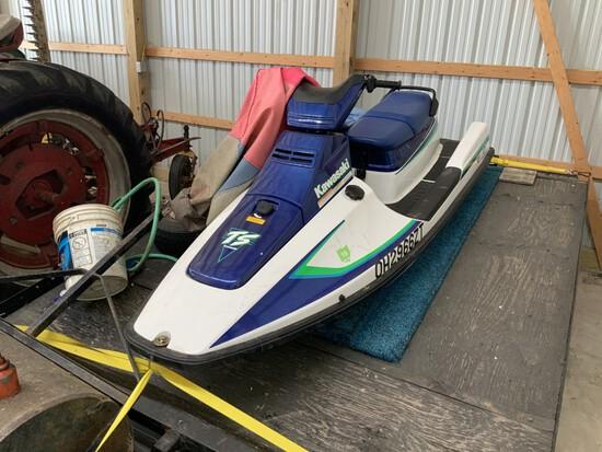 Kawasaki TS Jet Ski