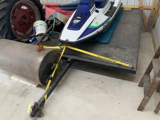 Jet Ski Trailer/Flatbed, 7.5'x10'