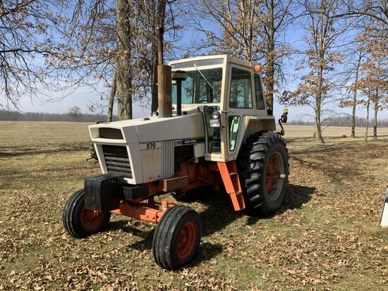 1976 Case 970 Agri-King Tractor