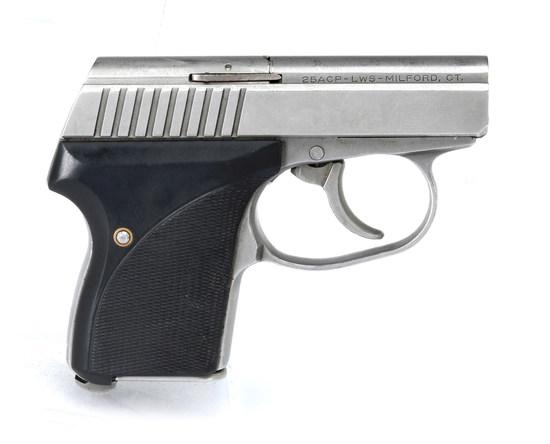L W  SEECAMP LWS-25 SEMI-AUTO  25ACP PISTOL   Firearms